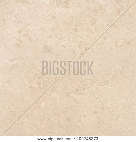 Light beige marble with natural stone texture background. Approximately 2 by 2 foot area.