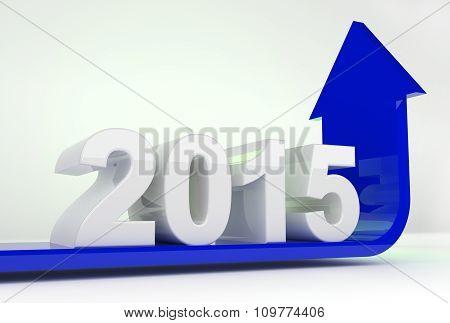 Year 2015 Blue Arrow Growth