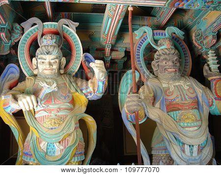 Asian deities