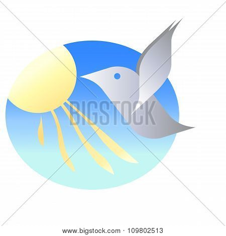 Birdie at day