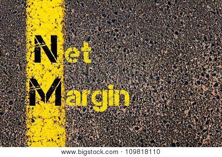 Business Acronym Nm As Net Margin