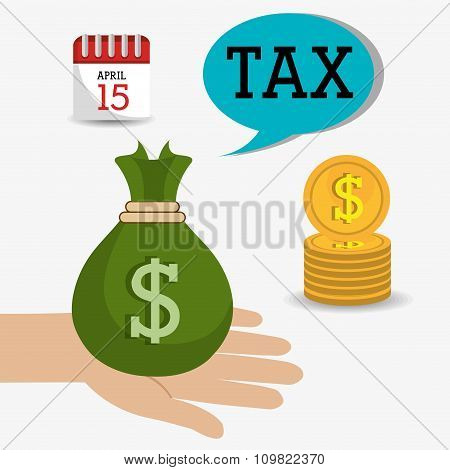 Goverment taxes payment