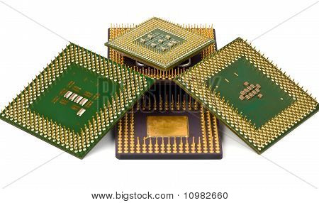 Old Processors
