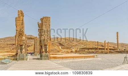 Persepolis Xerxes Gate