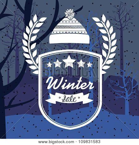 winter sale design