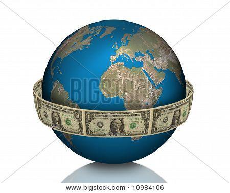 Earth World Globe Sphere