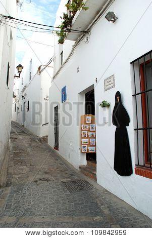 Art shop, Vejer de la Frontera.