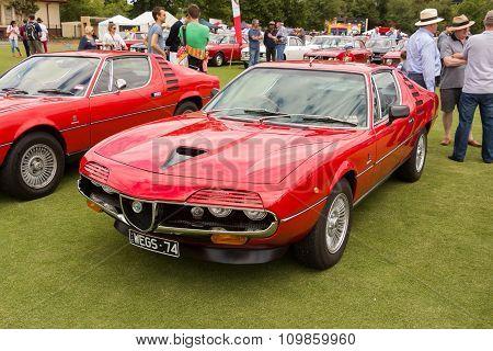 Australia: Alfa Romeo Spettacolo Held In Melbourne, November 29, 2015