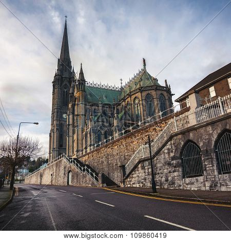 St Colmans Cathedral In Cobh, Ireland