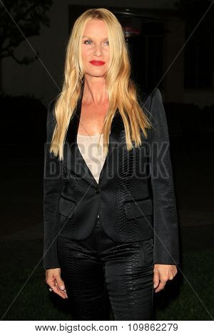 LOS ANGELES - FEB 15:  Nicollette Sheridan at the Make-Up Artists And Hair Stylists Guild Awards 2014 at the Paramount Theater on February 15, 2014 in Los Angeles, CA