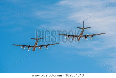 Tupolev Tu-95Mc, Russian Strategic Bombers