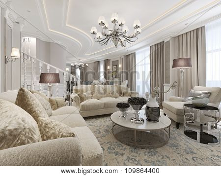 Luxury Studio Interior