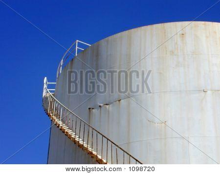 Storage Tank Access