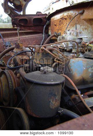 Motor do antigo