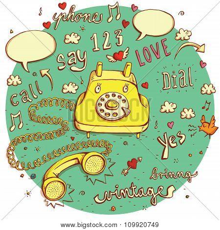 Telecommunications Objects No.3.