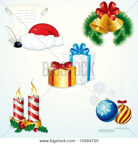 Noel öğeleri