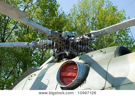 Helicopter Part