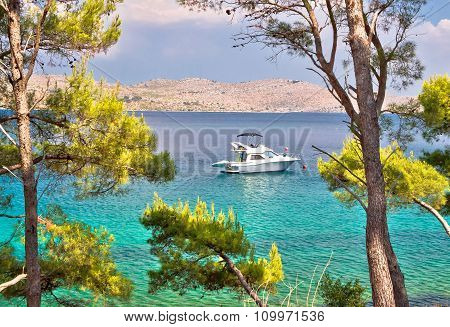 Telascica Bay Nature Park Yachting Destination