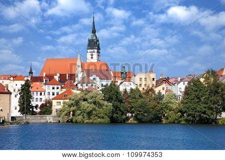 Jindrichuv Hradec Town, Czech Republic