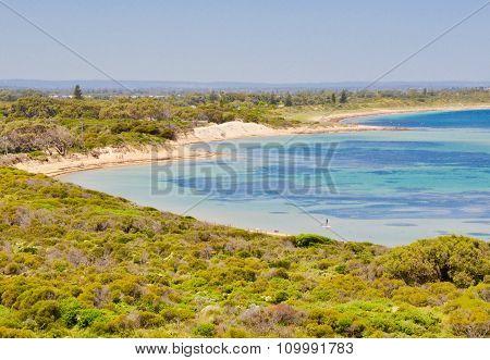 Turquoise Bay at Cape Peron, Western Australia