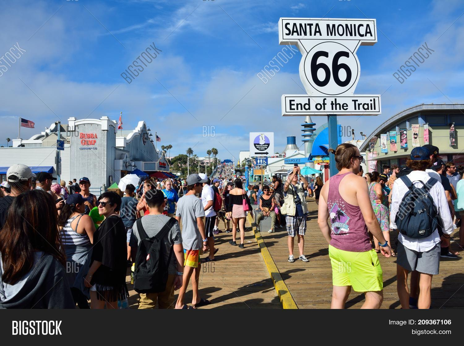 route 66 end sign on image & photo (free trial) | bigstock