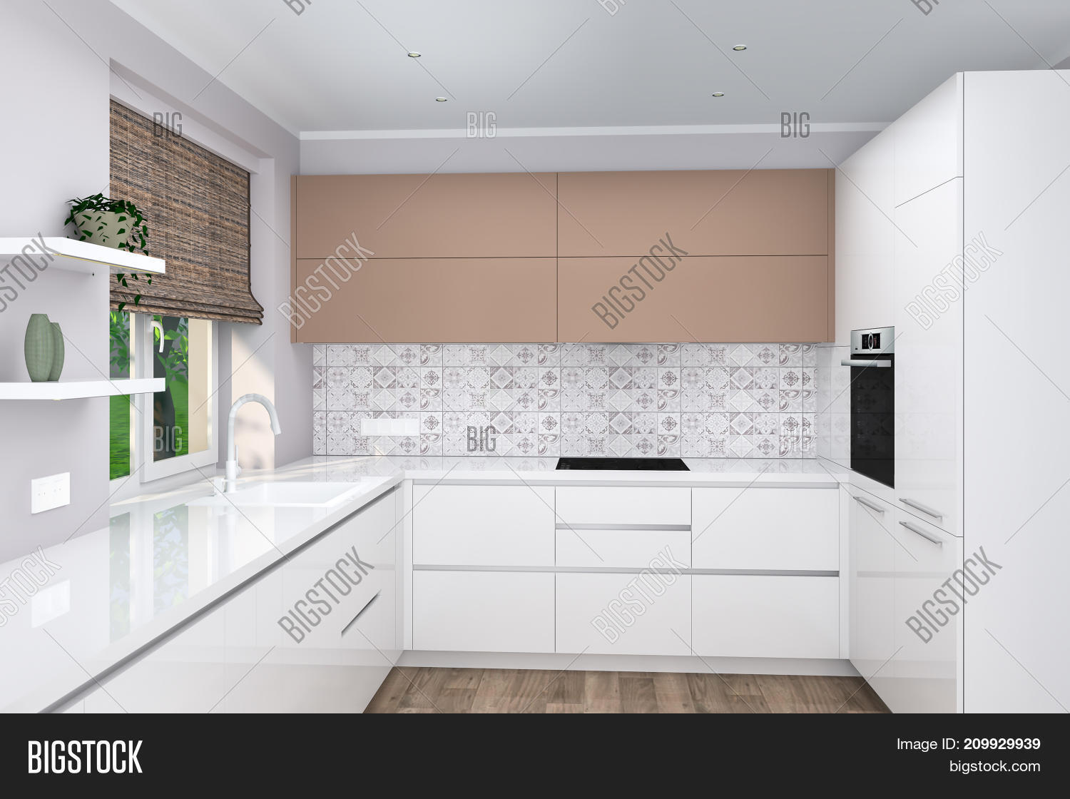 Realistic 3d Rendering Image Photo Free Trial Bigstock