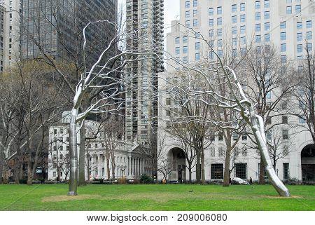 Madison Square Park - New York City