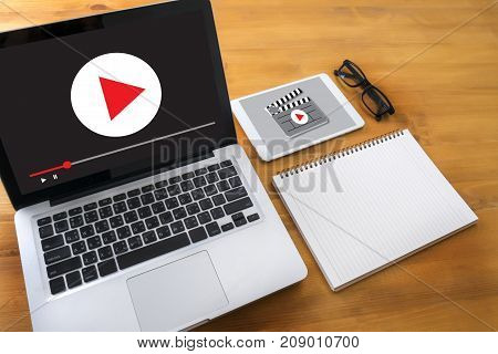 Video Marketing Audio Video  ,  Market Interactive Channels , Business Media Technology Innovation M