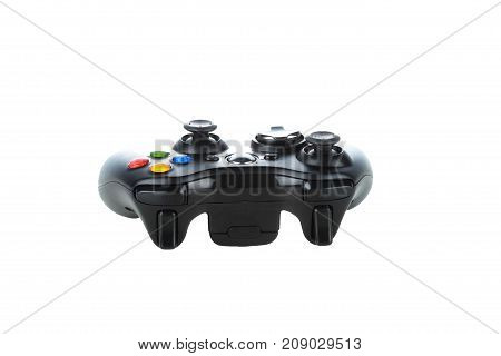 Video Game Controller isolated with white background
