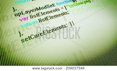 Modern Coding In Extreme Close-up