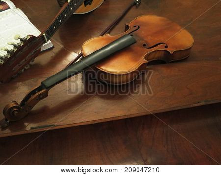 ancient violin musical instrument ancient violin musical instrument