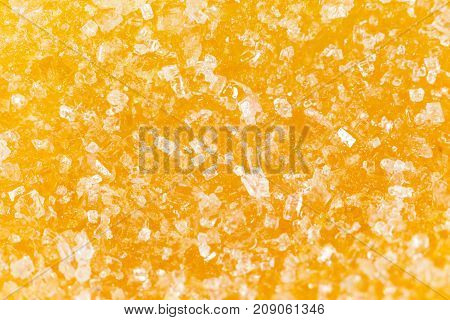 sugar candy. close-up . Photo of abstract background