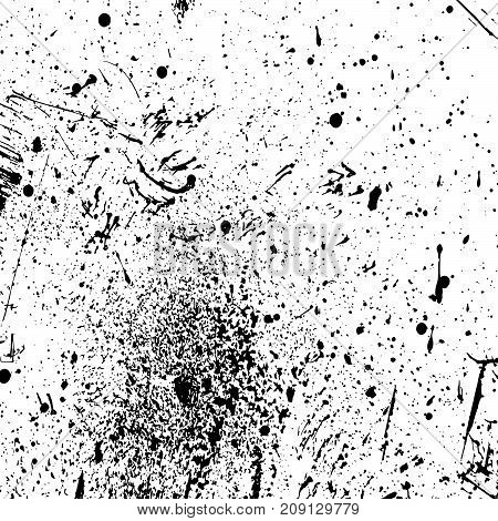 Scratch Grunge Urban Background. Dust Overlay Distress Grain ,simply Place Illustration Over Any Obj