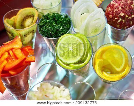 Fruit And Vegetables Additives For Baking