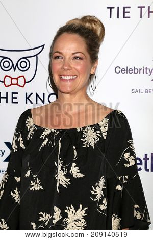 LOS ANGELES - OCT 12:  Andrea Anders at the Tie The Knot Celebrates 5-Year Anniversary at the NeueHouse on October 12, 2017 in Los Angeles, CA
