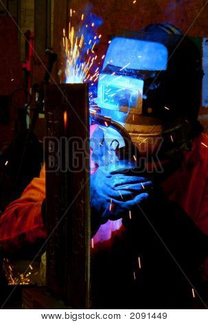 Welder 3G Test Photo