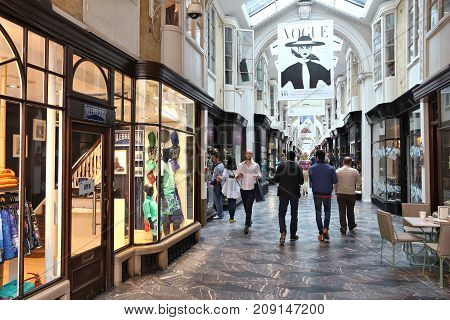 London Mayfair Shopping