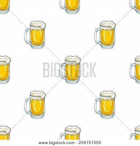 Mug single icon in cartoon style.Mug, vector symbol stock illustration .