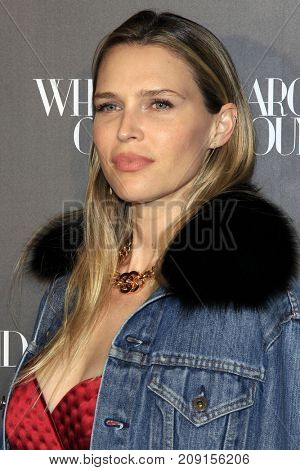 LOS ANGELES - OCT 11:  Sara Foster at the What Goes Around Comes Around One Year Anniversary Party at the What Goes Around Comes Around Store on October 11, 2017 in Beverly Hills, CA
