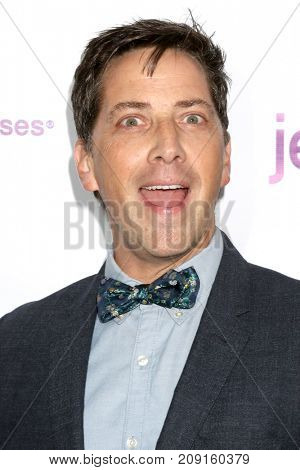 LOS ANGELES - OCT 12:  Dan Bucatinsky at the Tie The Knot Celebrates 5-Year Anniversary at the NeueHouse on October 12, 2017 in Los Angeles, CA