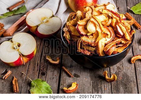 Homemade Crispy Apple Chips