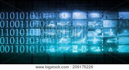 Virtual Data Technology with Backup Information Art
