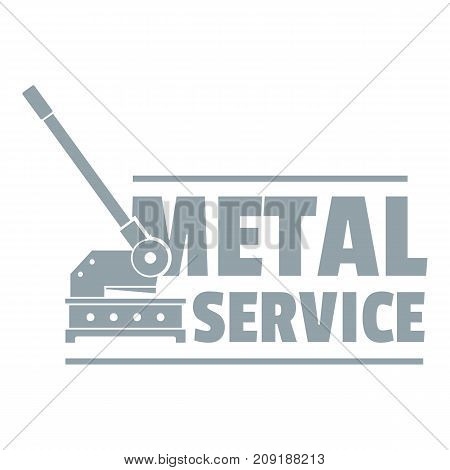 Maintenance logo. Vintage illustration of maintenance vector logo for web