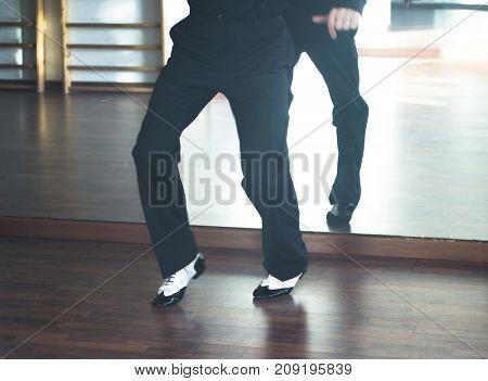 Ballroom Dance Male Dancer