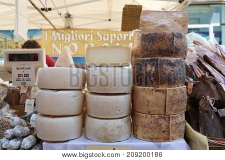 Norcia Cheese