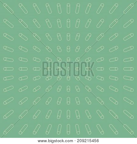Abstract retro vintage line pattern background vector illustration