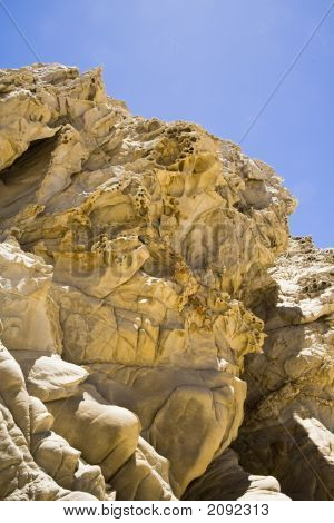 Lover'S Beach Rock Formation B