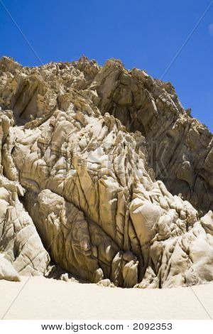 Lover'S Beach Rock Formation D