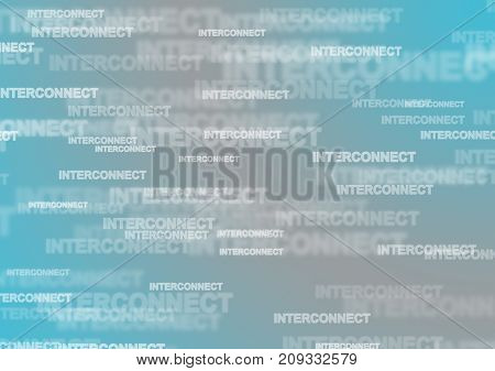 Telecom mobile fixed business interconnect wholesale texture grey turquoise concept