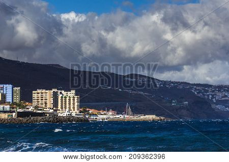 The City Of Canary Islands, The Spanish Buildings